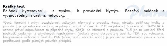 Balonky klysterovací 70/95 vel.7 ZSZ