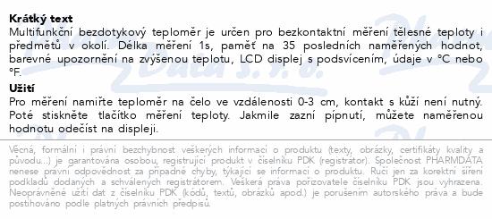 ABFARMIS Bezkontaktní digitální teploměr