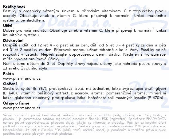 Bioaktivní Influ-Zinek tbl.60