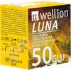 Wellion LUNA testovací proužky 50ks