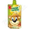 KUBÍK 100% ovocná kapsička banán jablko 100g