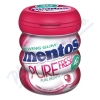 Mentos GUM PURE FRESH Cherry Mint 60g drg.40