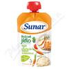 Sunárek hj rýže s kuřecím masem a zeleninou 120g