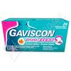 Gaviscon Duo Efekt žvýkací tablety tbl.mnd.24