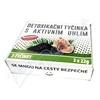 Detoxikační tyčinka s aktivním uhlím 3 x 22 g