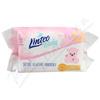 Vlhčené ubrousky LINTEO BABY Soft&cream 120ks