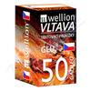 Test. proužky Wellion Galileo Vltava glukóza 50 ks