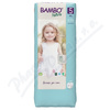 Bambo Nature 5 dětské plenk. kalhotky 12-18kg 44ks