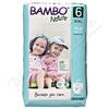 Bambo Nature Pants 6 navl.pl.k.trenink.18+kg 18ks
