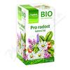 Apotheke BIO Pro radost bylinný čaj 20x1.5g