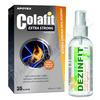 COLAFIT EXTRA STRONG 30 kostiček+dezinfekce 100ml