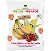 Freche Freunde BIO Křupky Kukuřice banán a jah.25g