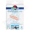 CUTIFLEX Náplasti do vody ultratenké 20 ks 4 roz.