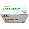 FACE MASK zdravotnická maska s úvazky 50ks