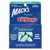 Macks Original špunty do uší 10 párů
