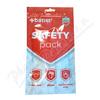 SAFETY pack maska+rukavice+ubrousek