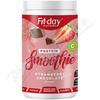 Fit-day smoothie jahoda-čokoláda 900g
