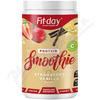 Fit-day smoothie jahoda-vanilka 900g