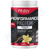 Fit-day protein performance vanilka 900g