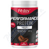 Fit-day protein performance káva 900g