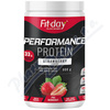 Fit-day protein performance jahoda 900g