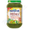 Hamánek Špenát-hrášková polévka s oves.vloč. 190g