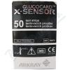 Test.proužky GLUCOCARD X-SENSOR 50ks