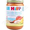 HiPP MENU Těstoviny s mořskou rybou a rajčaty 220g