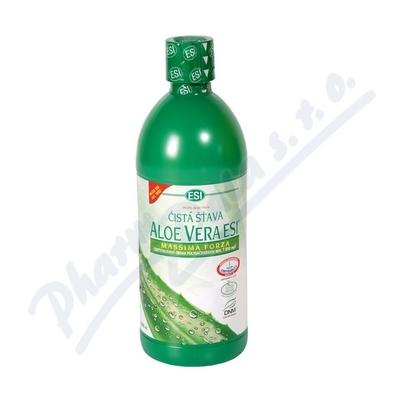 Aloe Vera Barbadensis Miller - čistá šťáva 1 litr