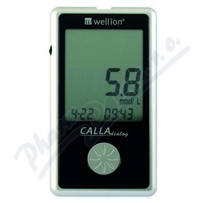 Wellion CALLA DIALOG glukometr set
