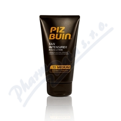 PIZ BUIN NEW SPF15 Tan+Protect Loation 150ml