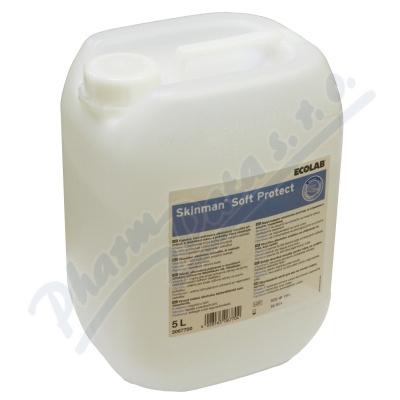 Skinman Soft Protect 5 l ruce dezinf. a chrání