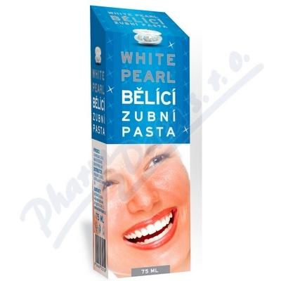 White Pearl bělící zubní pasta 75ml