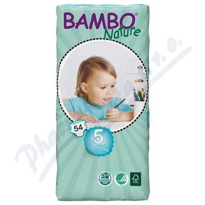 BAMBO Nature Junior plen.k. 12-22kg 54ks