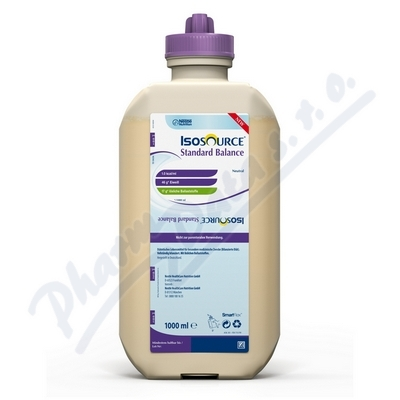 Isosource Standard Balance Neutr.por.sol.1x1000ml