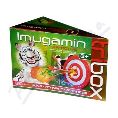 Imugamin Effective pro děti drg.30 TRIBOX