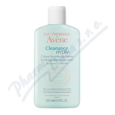 AVENE Cleanance HYDRA zklidňující mycí krém 200ml