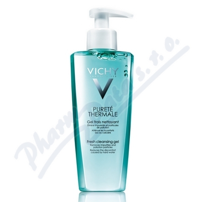 VICHY Pureté Thermale Čisticí gel R15 200ml