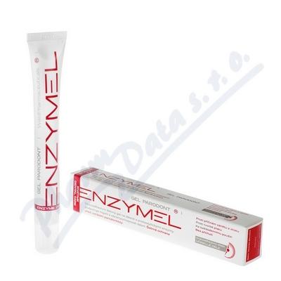 ENZYMEL PARODONT GEL enzymový gel na dásně 30ml