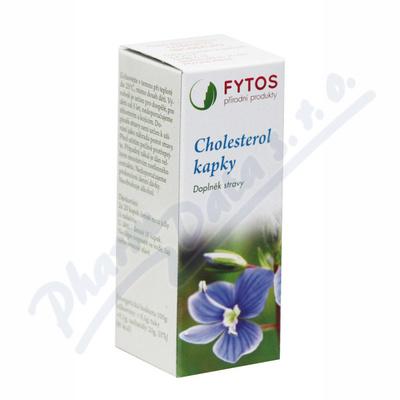 FYTOS Cholesterol kapky 50 ml