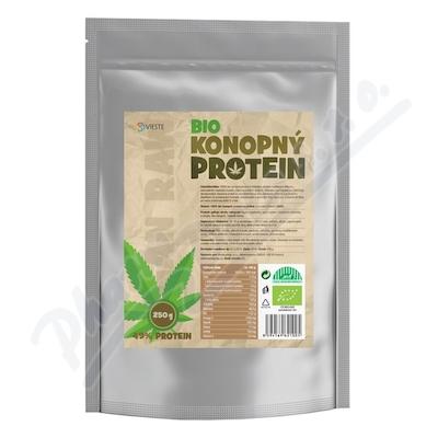 Vieste Konopný protein BIO 100% naturální 250g