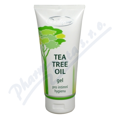 Dr.Popov Tea Tree Oil gel pro intim.hygienu 200ml