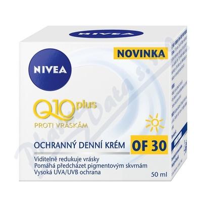 NIVEA Visage Q10 denní krém 50ml OF 30 č.86466