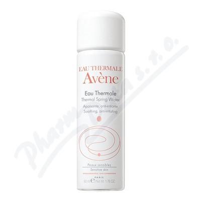 AVENE Eau Thermale 50ml - termální voda ve spreji