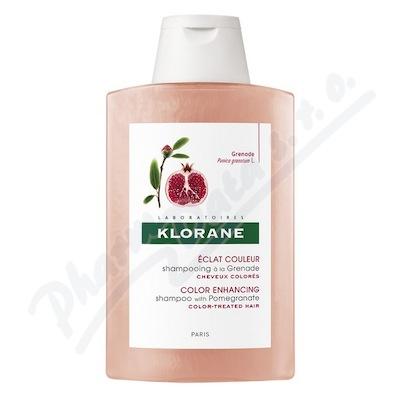 KLORANE Grenade šampon 200ml - barvené vlasy