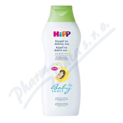 HiPP BABYSANFT Koupel na dobrou noc 350ml