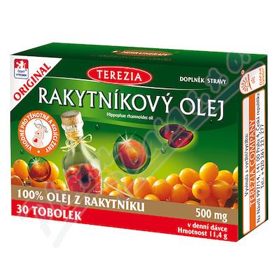TEREZIA Rakytníkový olej 100% tob.30