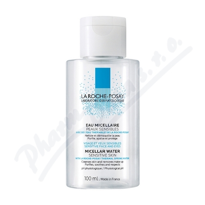 LA ROCHE-POSAY Micellar sensitive voda 100 ml