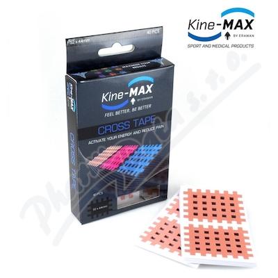 KineMAX Cross Tape křížový tejp vel. L 40ks
