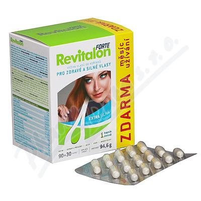 Revitalon Forte cps.90 +30 zdarma